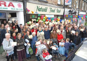 The Natural Food Store in Headingley's new owners